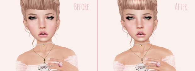 BD Before After